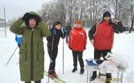 """открытые соревнования му до """"кдюсш г. фрязино"""" по лыжным гонкам, проводимых в рамках дня зимних видов спорта"""