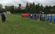 турнир по футболу посвященный 66-й годовщине г. Фрязино