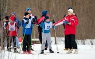 Открытое зимнее первенство КДЮСШ по лыжным гонкам