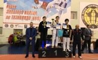 Кубок золотого кольца по тхэквондо (ВТ)